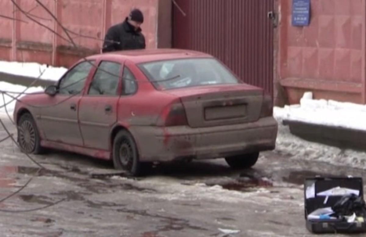 На месте преступления. Фото © ГУ МВД по Московской области
