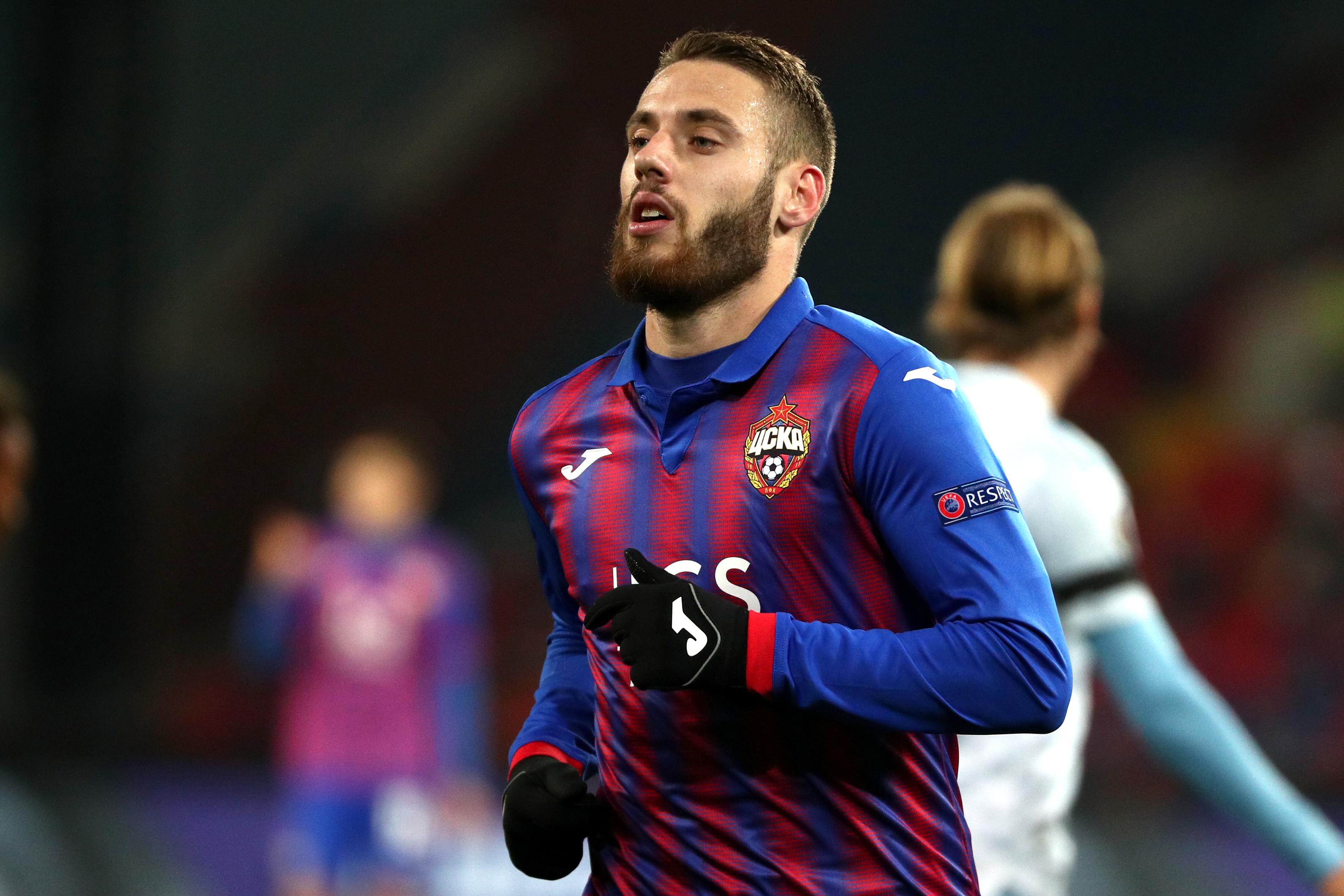 Российские клубы не выиграли ни одного матча за два тура еврокубков