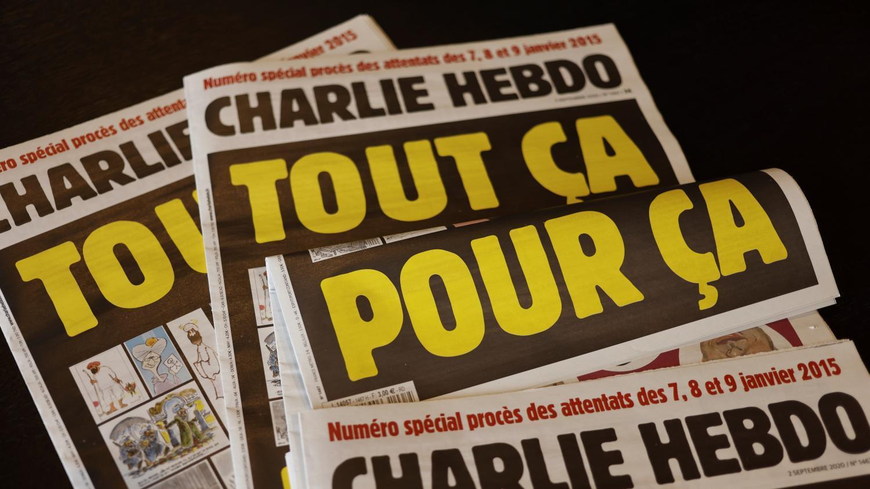 """В Кремле заявили о невозможности существования в России такого журнала, как """"Шарли Эбдо"""""""