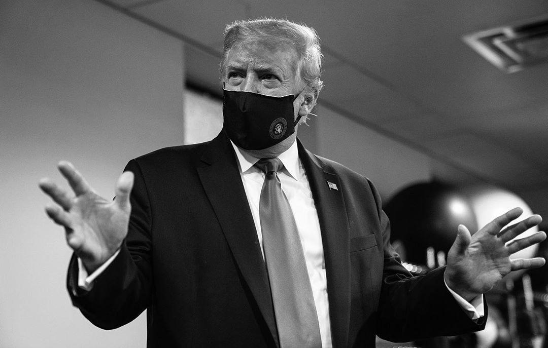 "<p>Президент США Дональд Трамп. Фото © Instagram / <a href=""https://www.instagram.com/p/CC4EZCdhlHn/?utm_source=ig_web_copy_link"" target=""_blank"" rel=""noopener noreferrer"">realdonaldtrump</a></p>"
