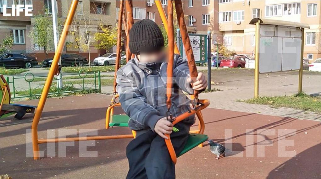 Следком заинтересовался судьбой мальчика-магули из Балашихи, которого нашёл Лайф