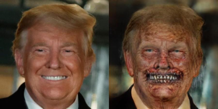 Дональд Трамп. Фото © ТАСС / EPA / Yuri Gripas / POOL