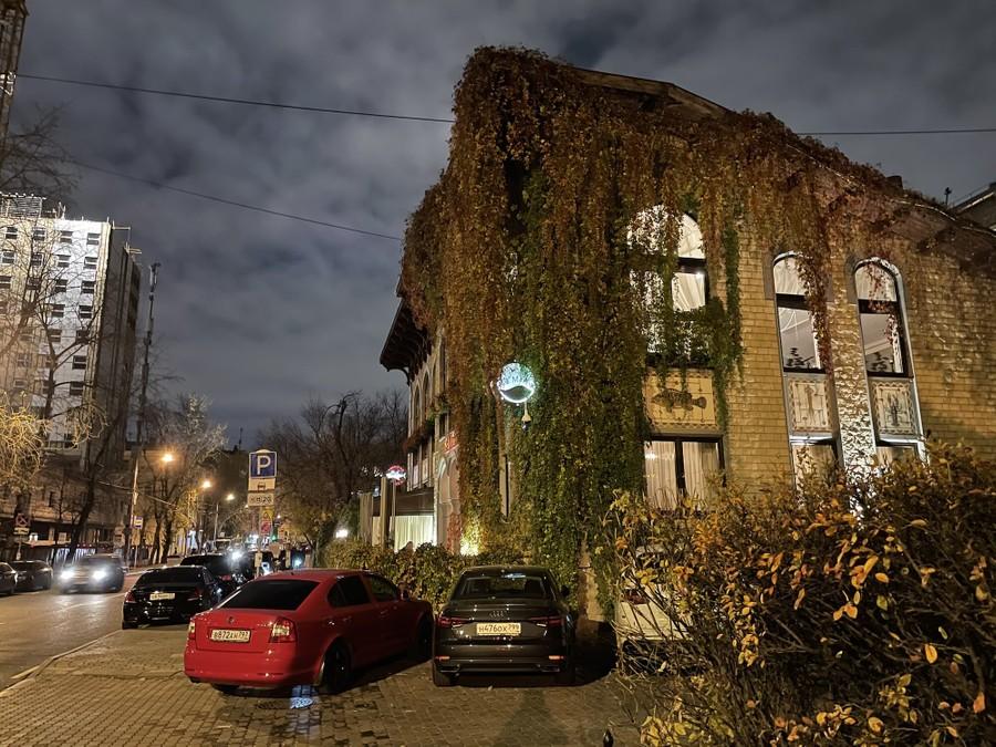 iPhone 12. Ночной режим. Фото ©LIFE / Денис Марков