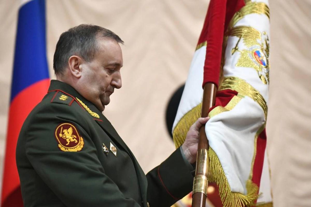 <p>Сергей Ченчик. Фото © ТАСС / Григорьев Максим</p>