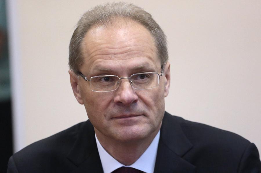 Экс-губернатор Новосибирской области Василий Юрченко. Фото ©ТАСС / Ростислав Нетисов