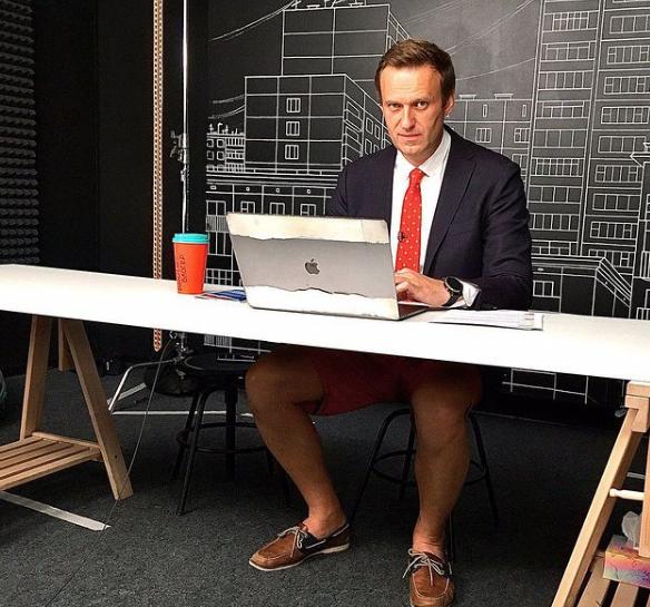 ФСИН подала иск о замене Навальному условного срока на реальный по делу Ив Роше