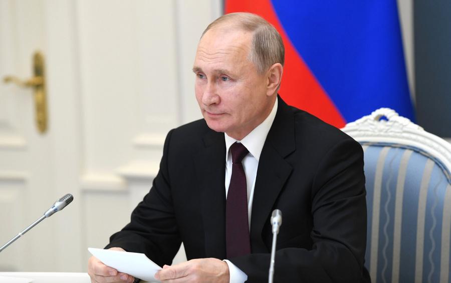 "<p>Фото © <a href=""http://www.kremlin.ru/events/president/news/64683/photos/65034"" target=""_blank"" rel=""noopener noreferrer"">Пресс-служба Кремля </a></p>"