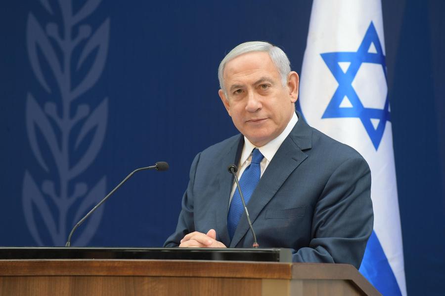 "<p>Фото: © Facebook / <a href=""https://www.facebook.com/PMORUS/?tn-str=k*F"" target=""_blank"" rel=""noopener noreferrer"">Премьер-министр Израиля</a></p>"