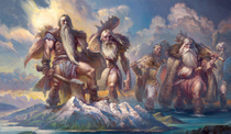 Загадочный Годхейм. Почему викинги называли Русь родиной богов