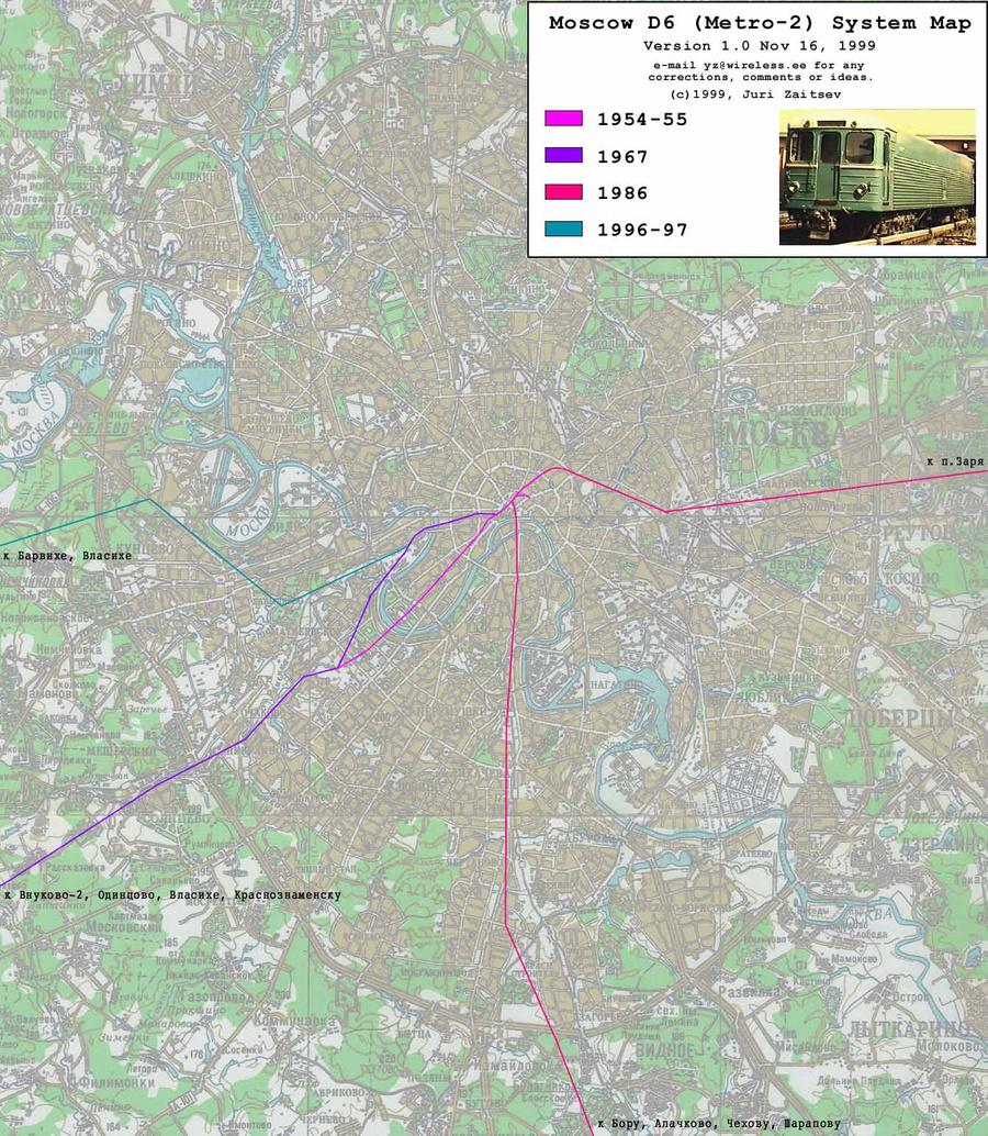 """Карта """"Д6"""". Фото © metro.ru"""