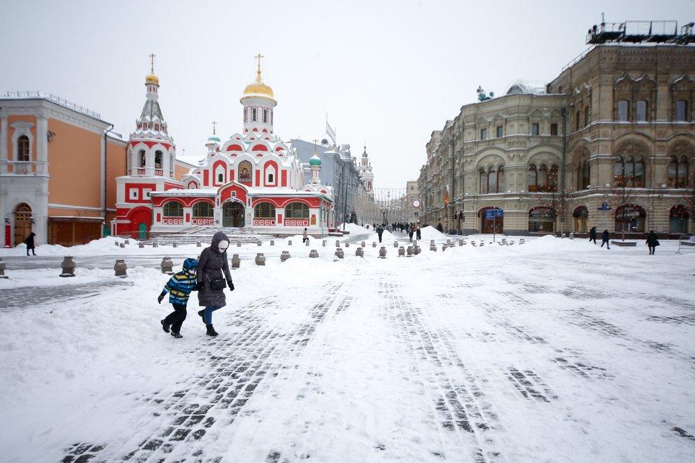 Власти Москвы не исключают третьей волны коронавируса