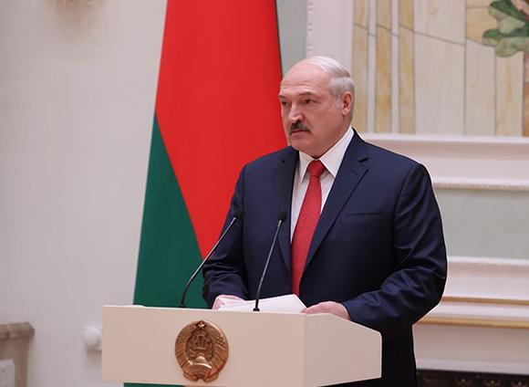 <p>Фото © Официальный сайт президента Белоруссии</p>