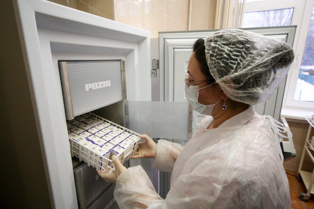 Израильская клиника в Сколково отказалась от закупки вакцины Pfizer