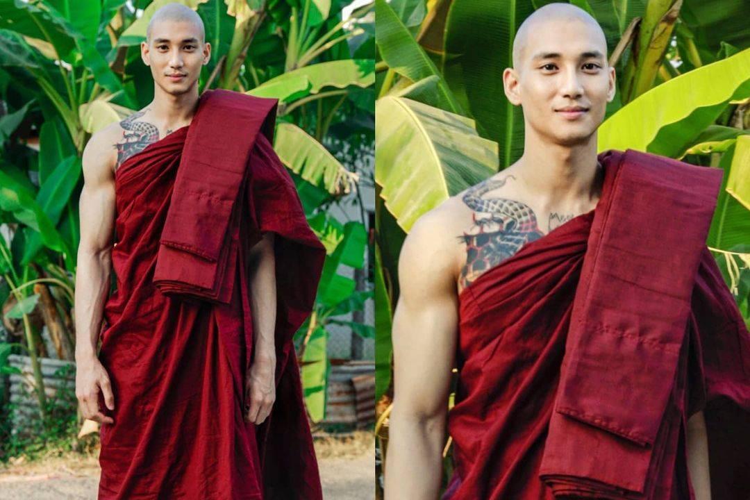 Девушки посходили с ума, увидев в Сети самого красивого монаха, но даже здесь их ждало разочарование