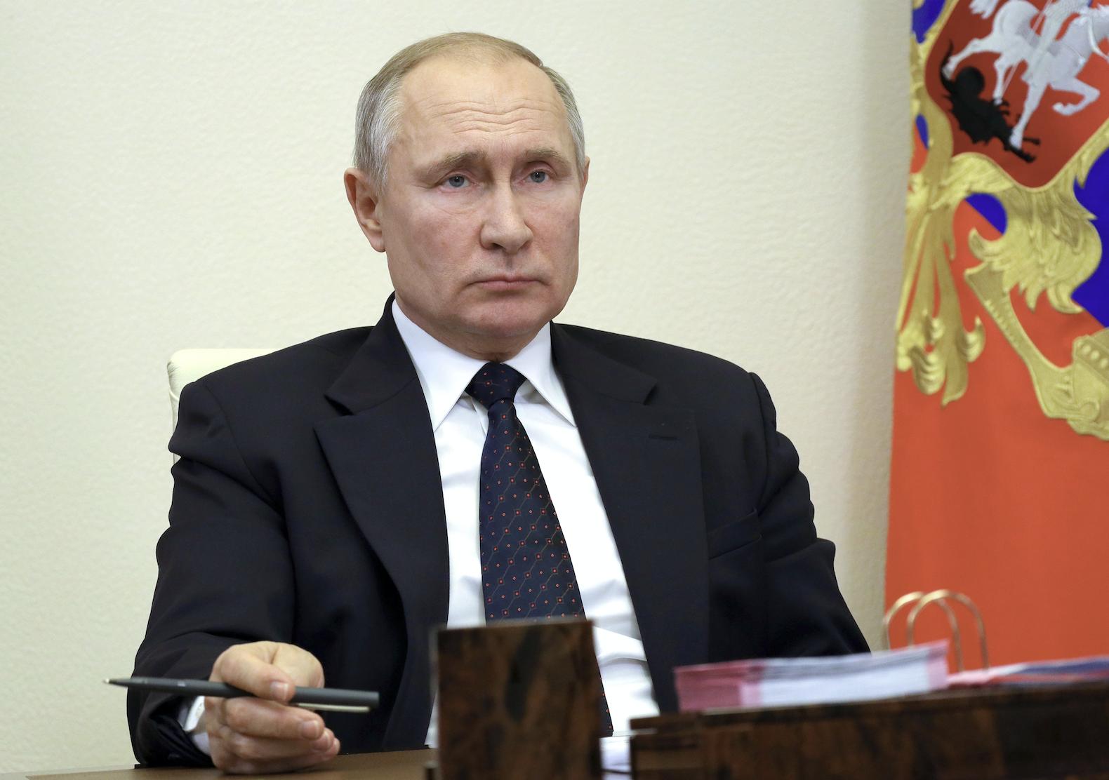 Путин обсудил с Совбезом РФ итоги переговоров с Алиевым и Пашиняном по Карабаху