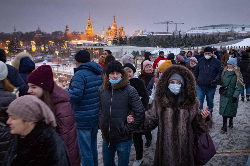 В Роспотребнадзоре заявили, что пик заболеваемости ковидом в РФ пройден