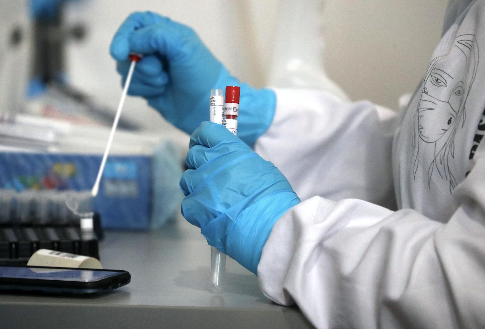 В России вновь выявлено более 24 тысяч случаев коронавируса за сутки