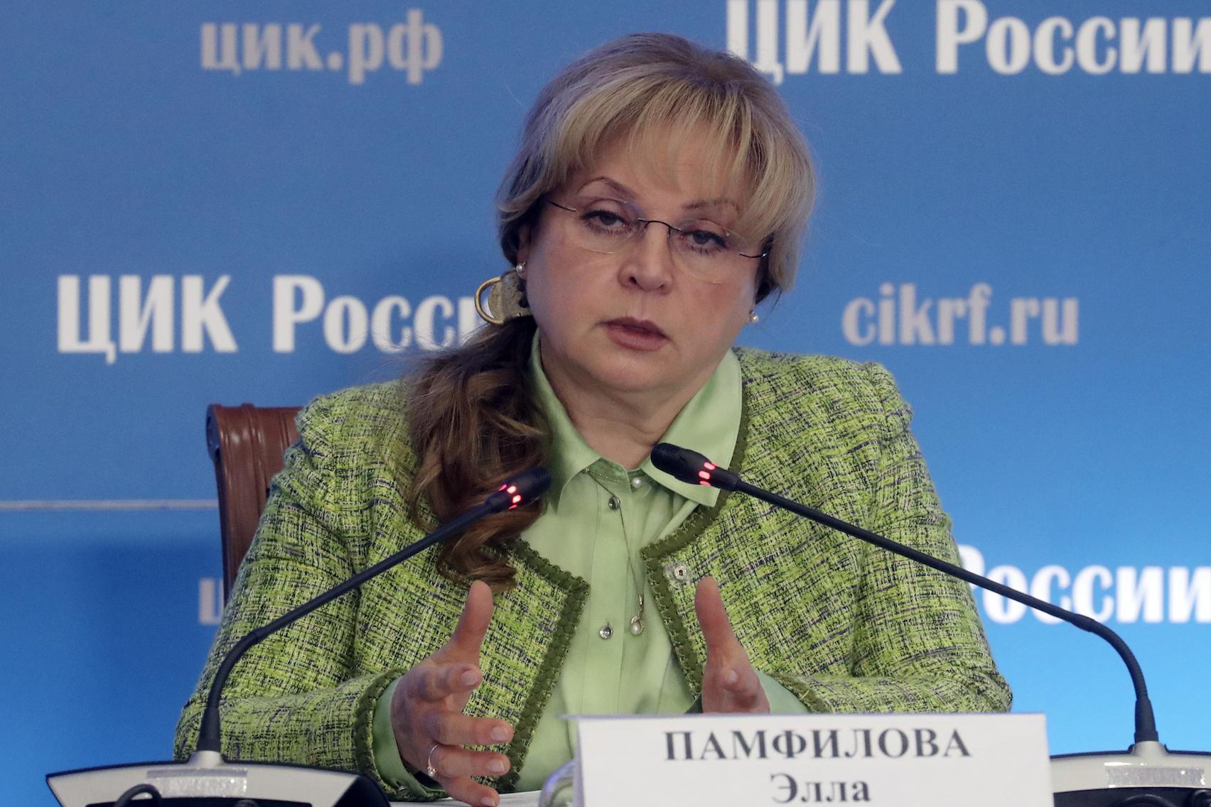 Памфилова ответила на высказывание Жириновского о женщинах в политике