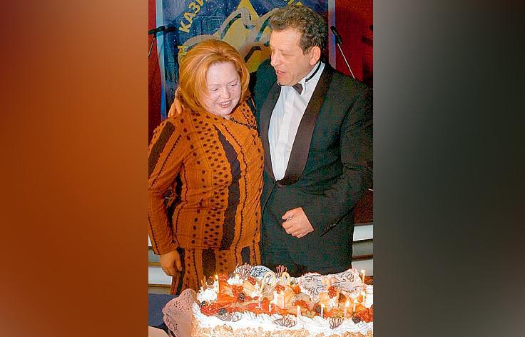 Первая жена Галина Яковлевна. Фото © novotekaru.ru