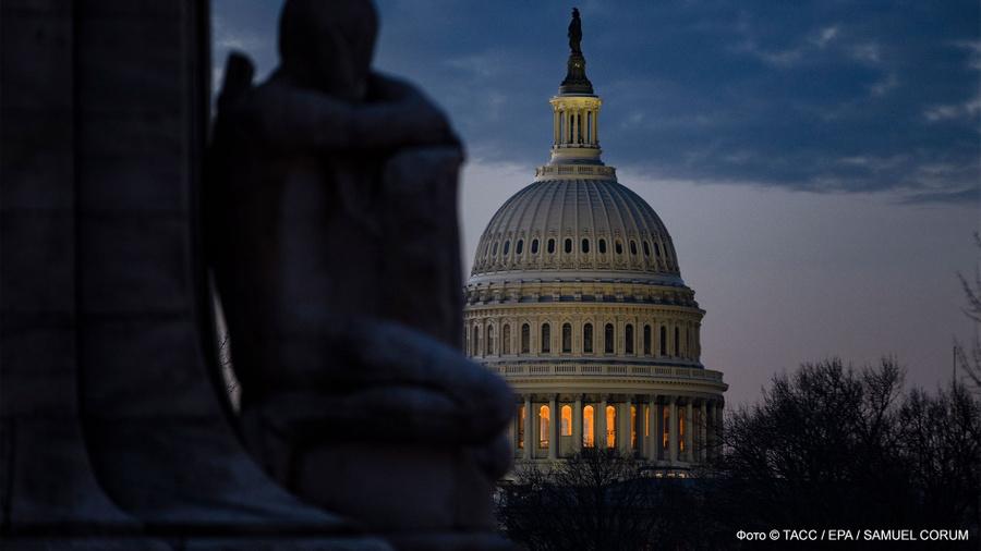 Фото © ТАСС / EPA / SAMUEL CORUM