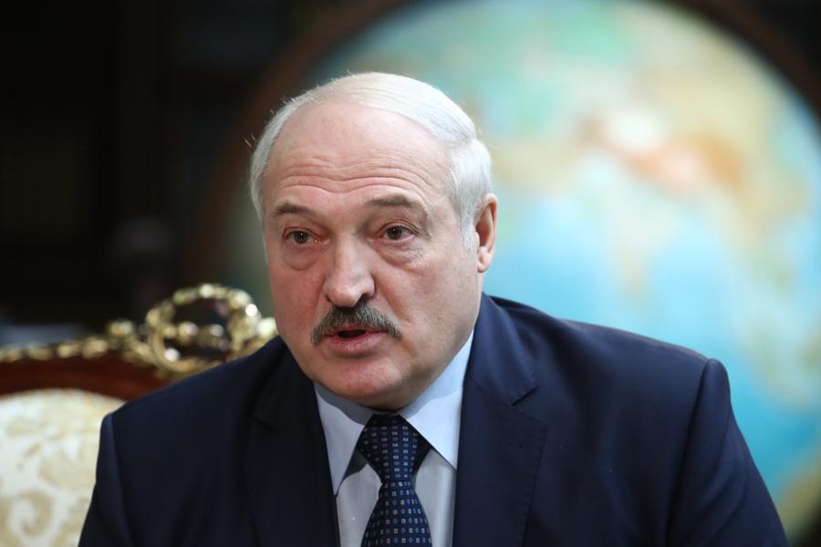 <p>Президент Белоруссии Александр Лукашенко. Фото © ТАСС / Валерий Шарифулин</p>