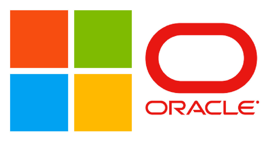 <p>Фото © Microsoft, Oracle</p>