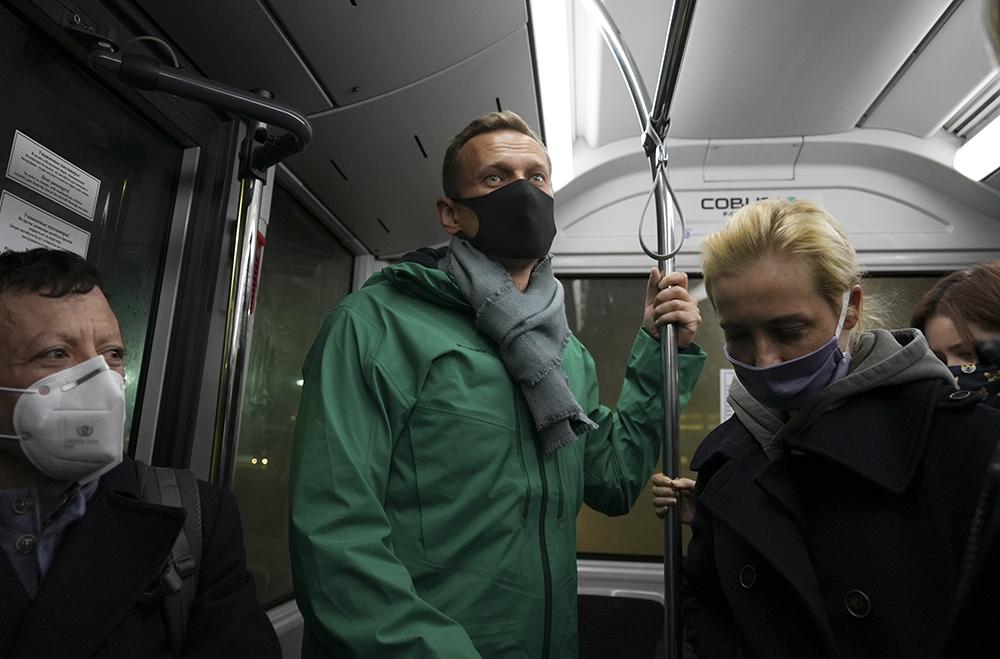 Dura lex. Почему ФСИН задержала Навального в аэропорту