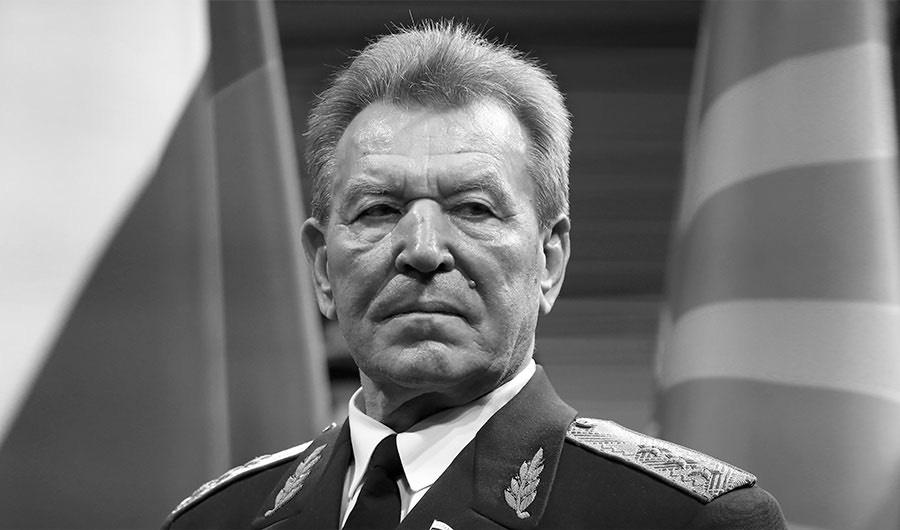 <p>Генерал-полковник Николай Антошкин. Фото © ТАСС / Антон Новодережкин</p>