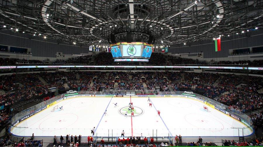 Минск лишили права проведения ЧМ-2021 по хоккею