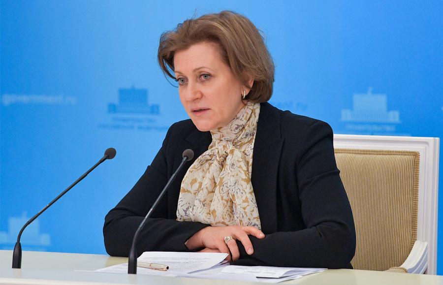 Попова заявила, что иммунитет к коронавирусу есть у четверти россиян