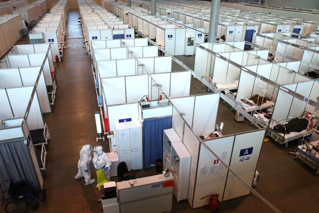 Власти Петербурга назвали причины высокой смертности от коронавируса
