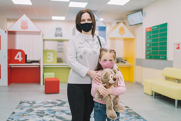 В Кирове врачи спасли ребёнка с поражением всех органов после ковида