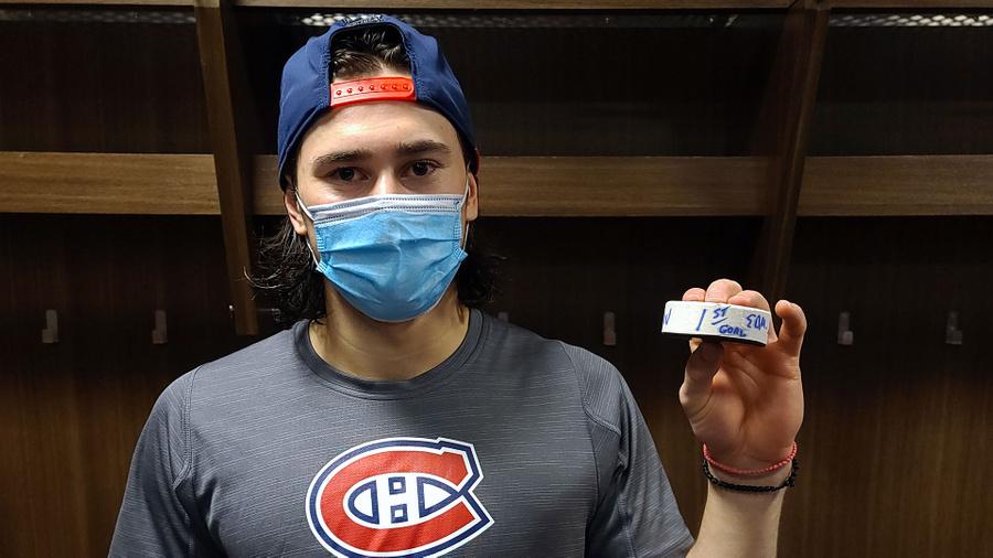 Фото © Twitter / Canadiens Montreal