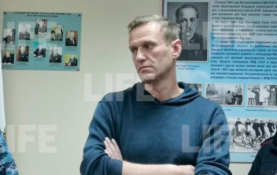 Песков: ФСИН проявляла понимание, пока Навальный был в клинике за рубежом