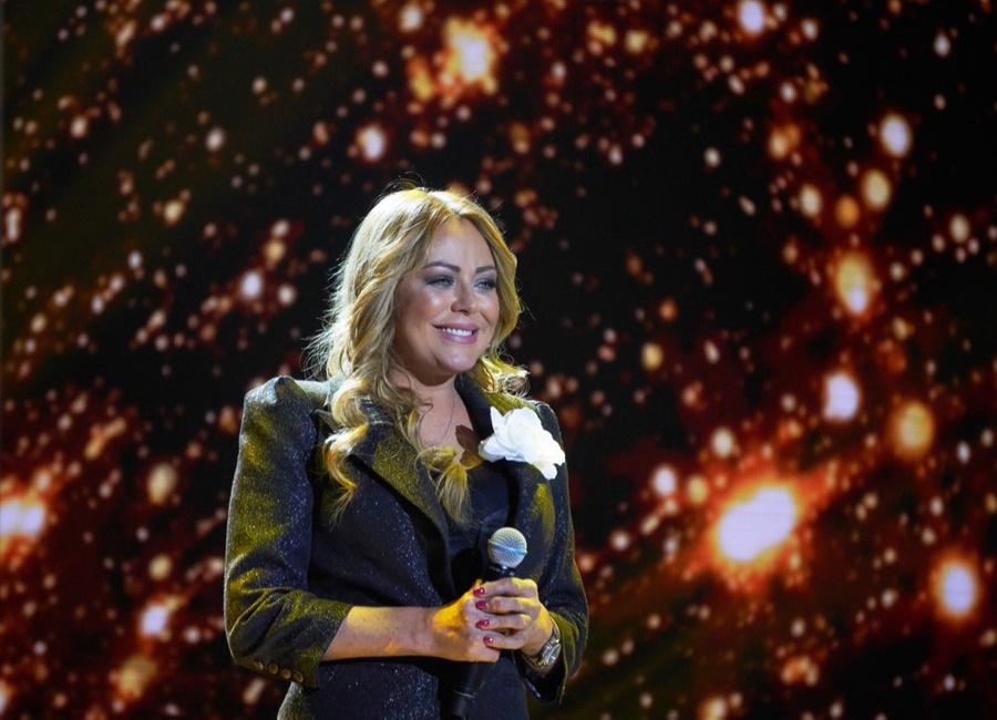 <p>Певица Юлия Началова. Фото © ТАСС / Дмитрий Коробейников</p>