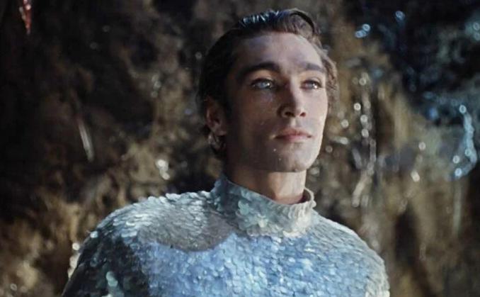 """<p>Кадр из фильма """"Человек-амфибия"""", 1961 год</p>"""