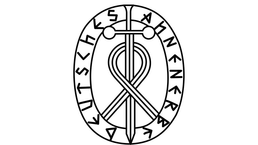 """Символика """"Аненербе"""". Фото © Wikipedia"""