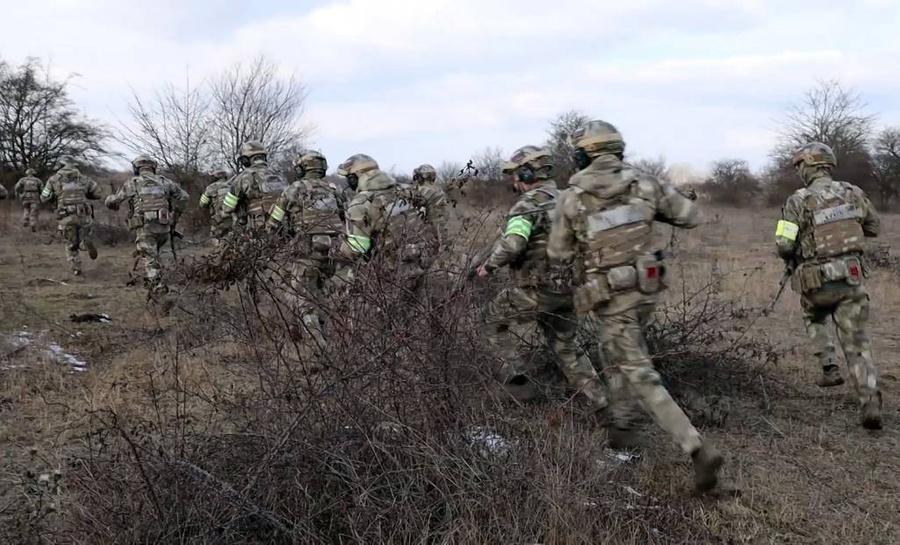 <p>Фото © Пресс-служба главы Чечни / ТАСС</p>