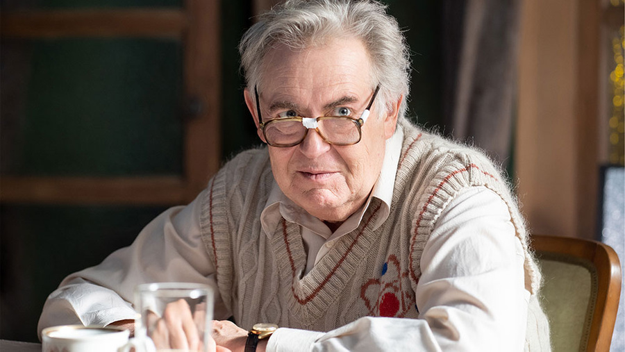 <p>Юрий Стоянов. Фото © ТАСС / Пресс-служба СТС</p>