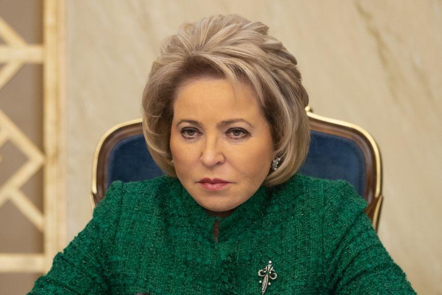 """Матвиенко заявила, что в России не будет """"ковидных"""" паспортов"""