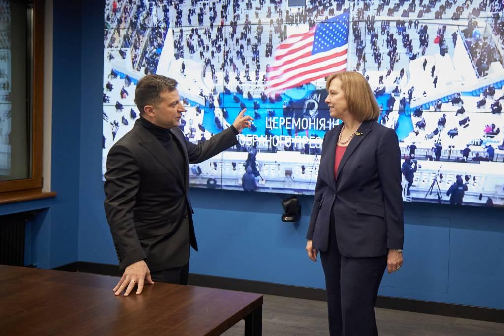 """Зеленский пригласил Байдена в """"знаменитый Киев"""" с надеждой на укрепление отношений"""