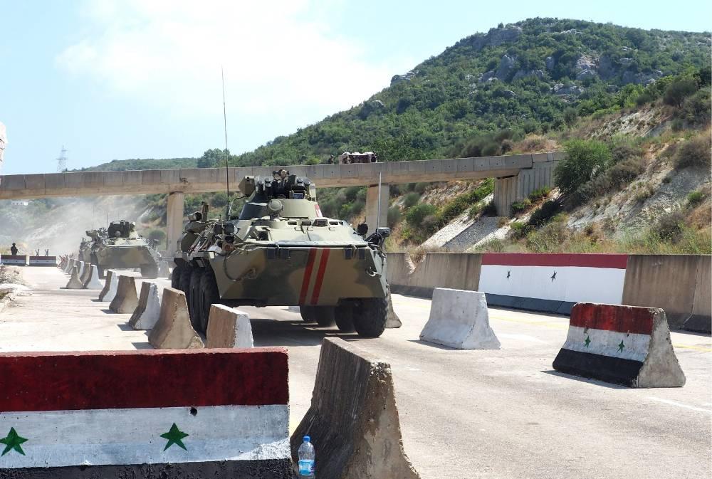 Россия надеется продолжить регулярные контакты с военными из США по вопросам Сирии