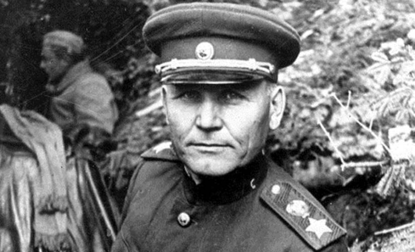 Генерал Конев. Фото © histrf.ru