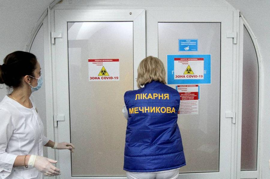 Фото © ТАСС / Mykola Miakshykov / Ukrinform via ZUMA Wire