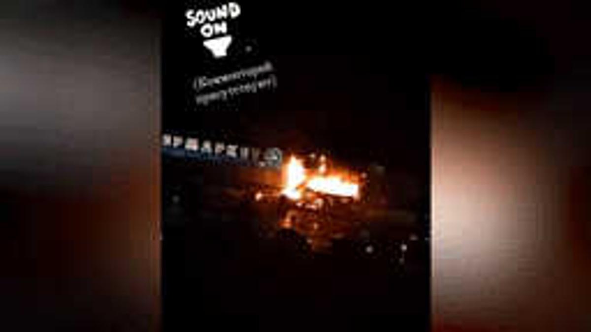 Взрыв газа произошёл на рынке в Краснодаре, есть жертвы
