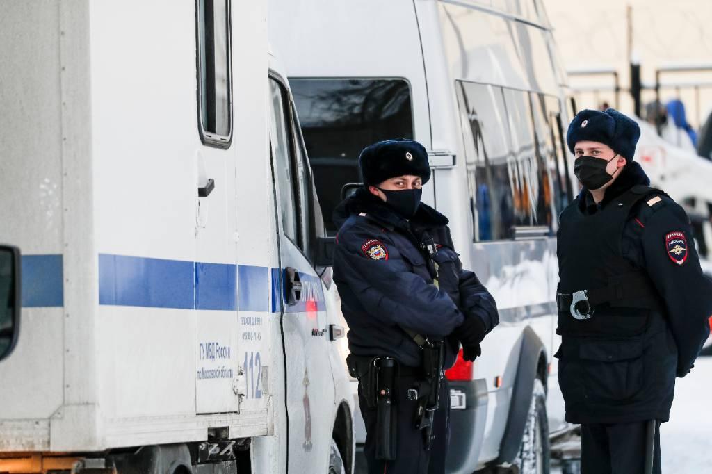 МВД предупредило россиян об ответственности за участие в незаконных акциях 23 января
