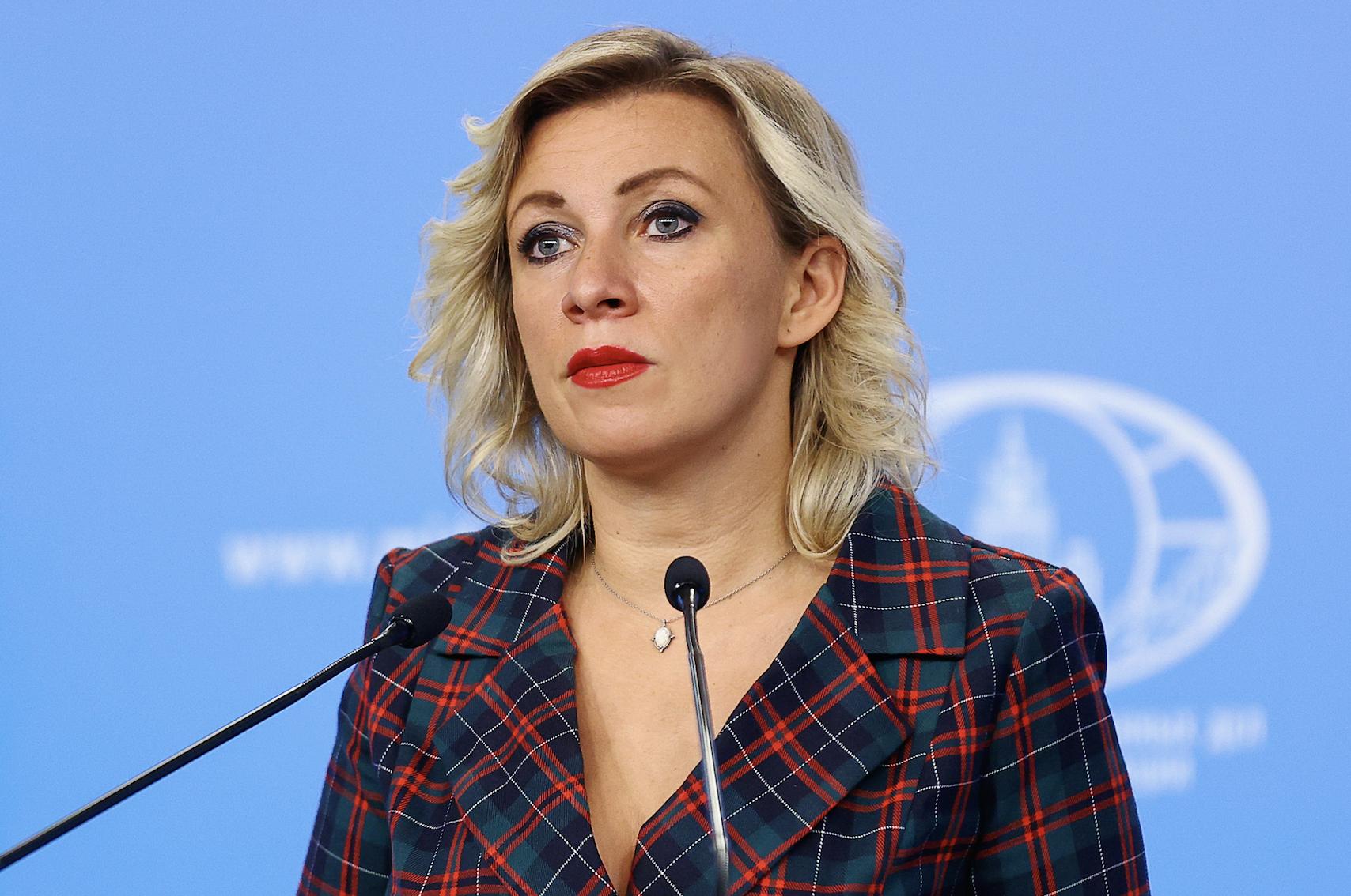 """Захарова призвала не втягивать подростков в """"адскую постановку"""" при помощи незаконных митингов"""
