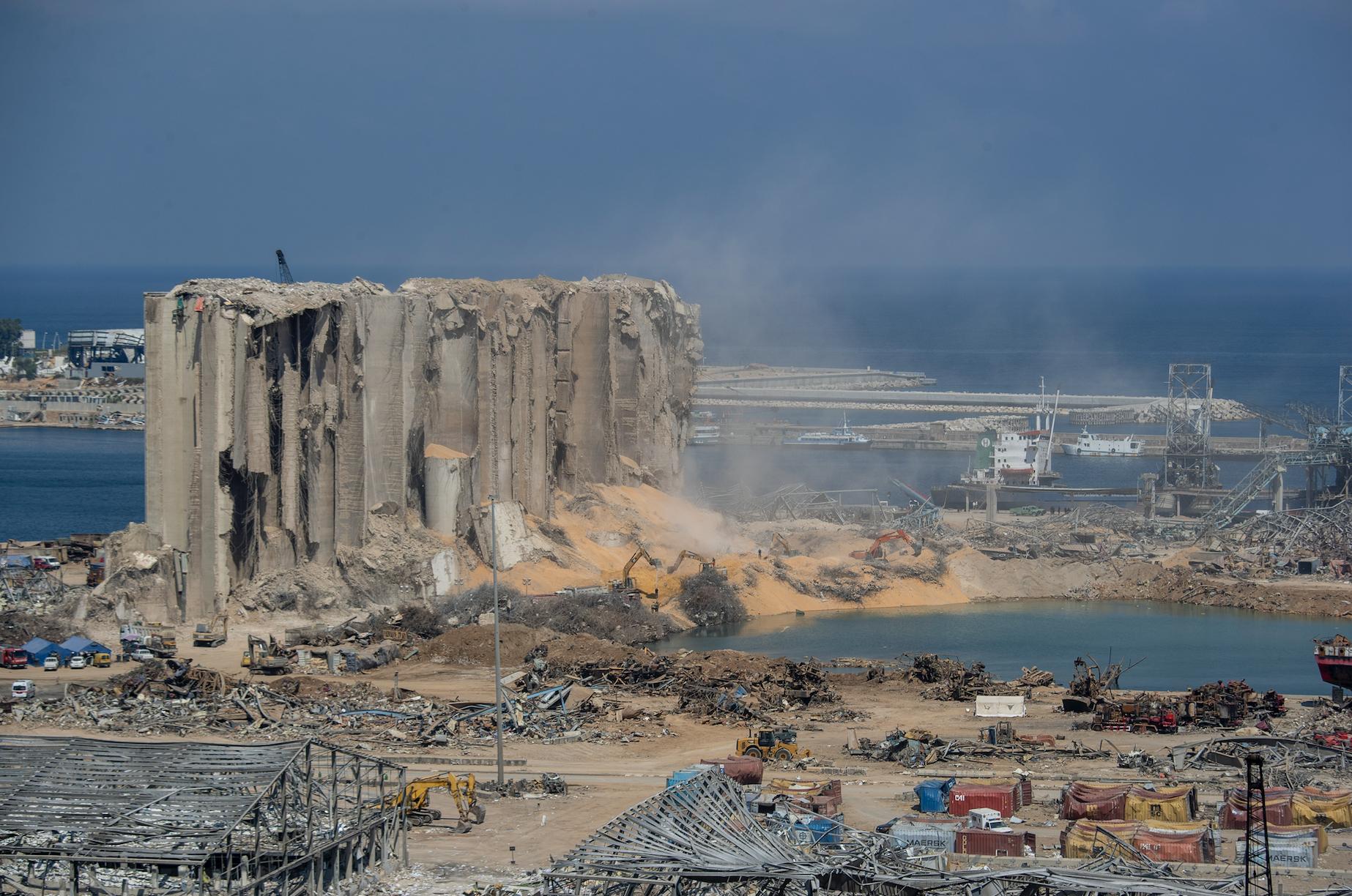 РФ отказалась выдать Ливану двух россиян по делу о взрыве в порту Бейрута