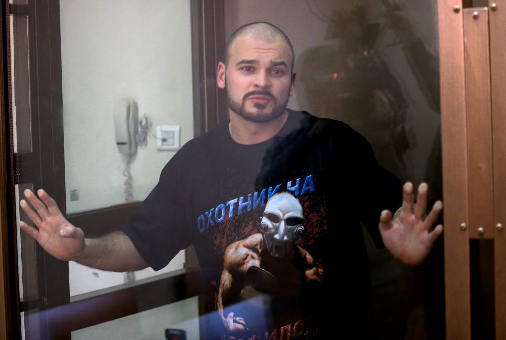 Адвокат показал третью предсмертную записку Тесака, найденную во рту