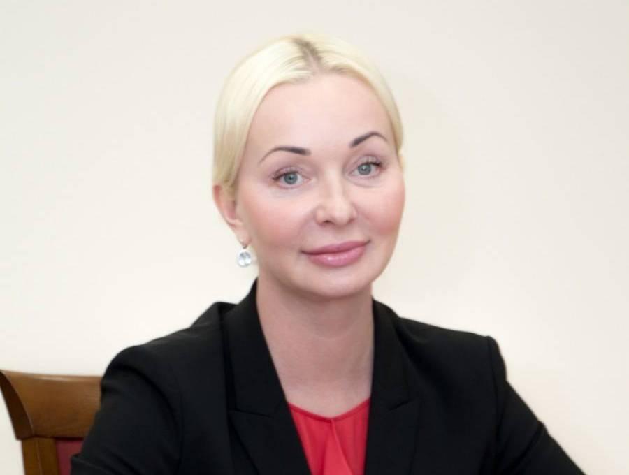 Вторая жена — Марина Веремеенко. Фото © Facebook / Марина Веремеенко